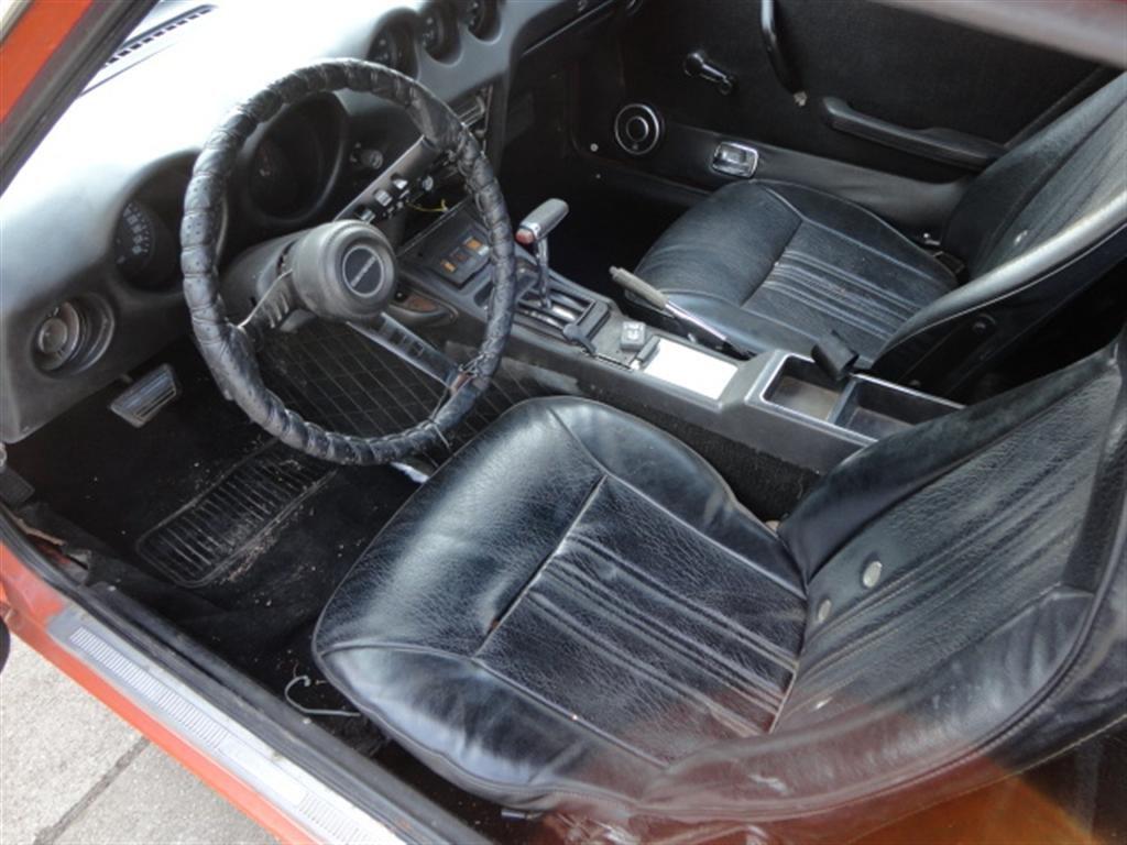1973 Datsun 240Z orange '73 For Sale (picture 3 of 6)