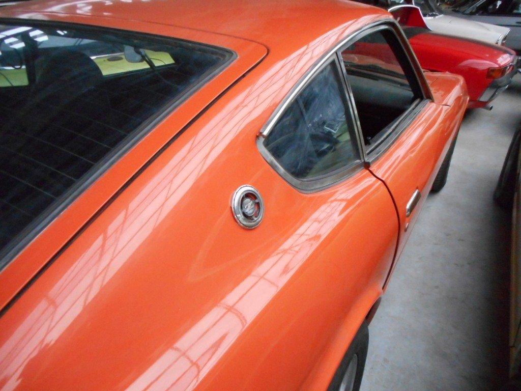 1973 Datsun 240Z orange '73 For Sale (picture 6 of 6)