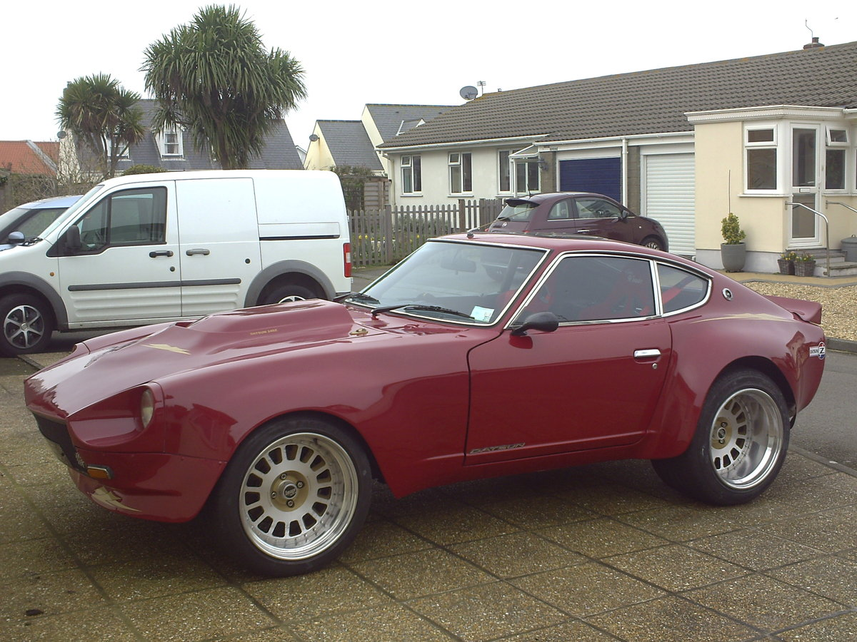 1973 datsun 240z road/track car. SOLD (picture 1 of 6)