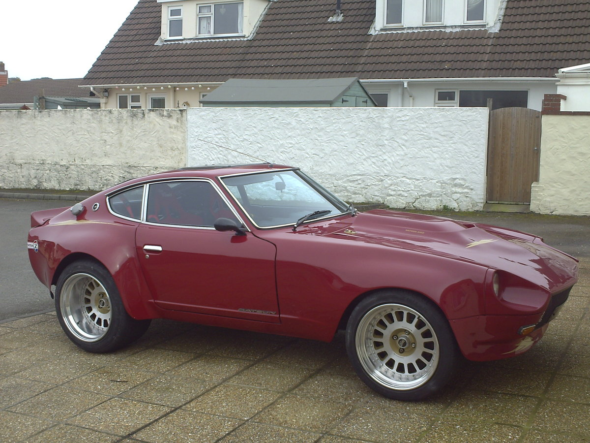 1973 datsun 240z road/track car. SOLD (picture 3 of 6)