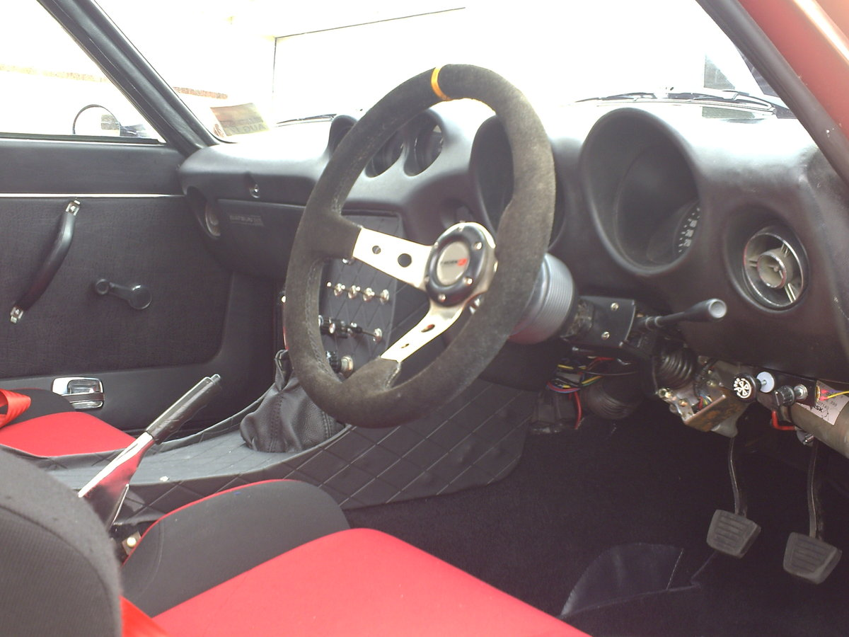 1973 datsun 240z road/track car. SOLD (picture 4 of 6)