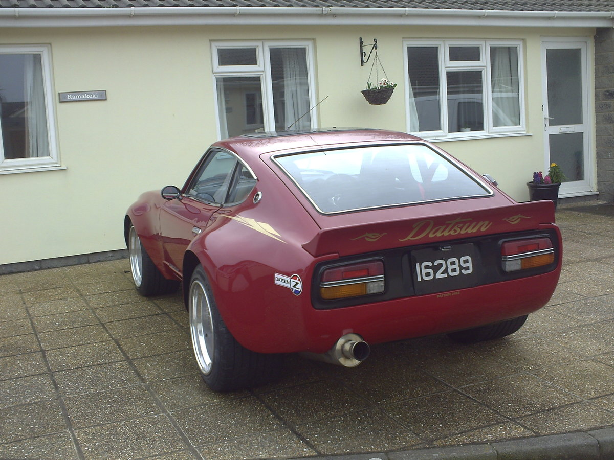 1973 datsun 240z road/track car. SOLD (picture 5 of 6)