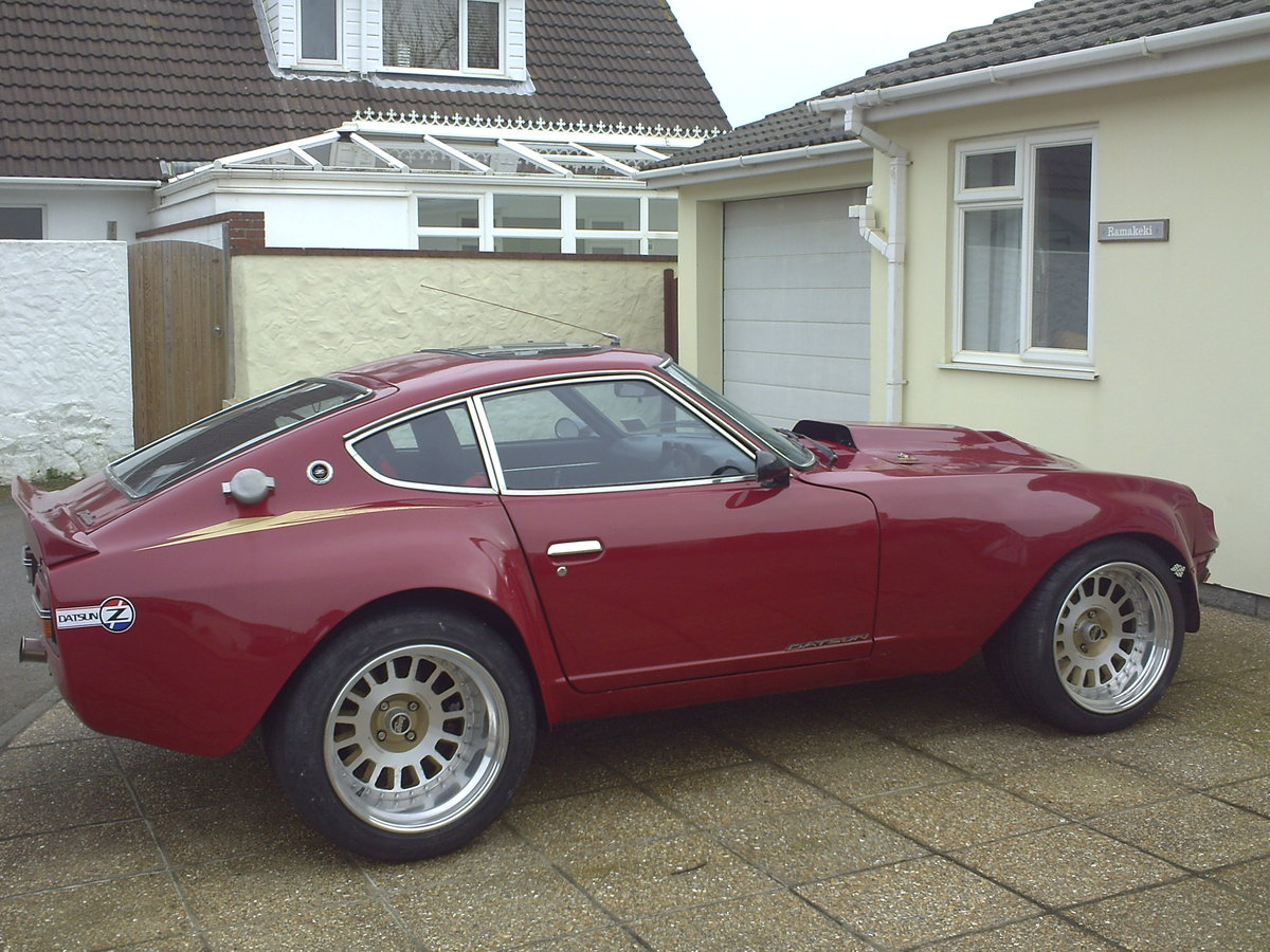 1973 datsun 240z road/track car. SOLD (picture 6 of 6)