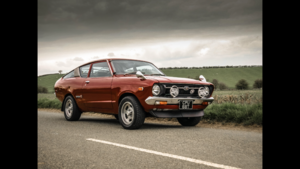 1978 Datsun 120Y Coupe !!!SUPER RARE!!!