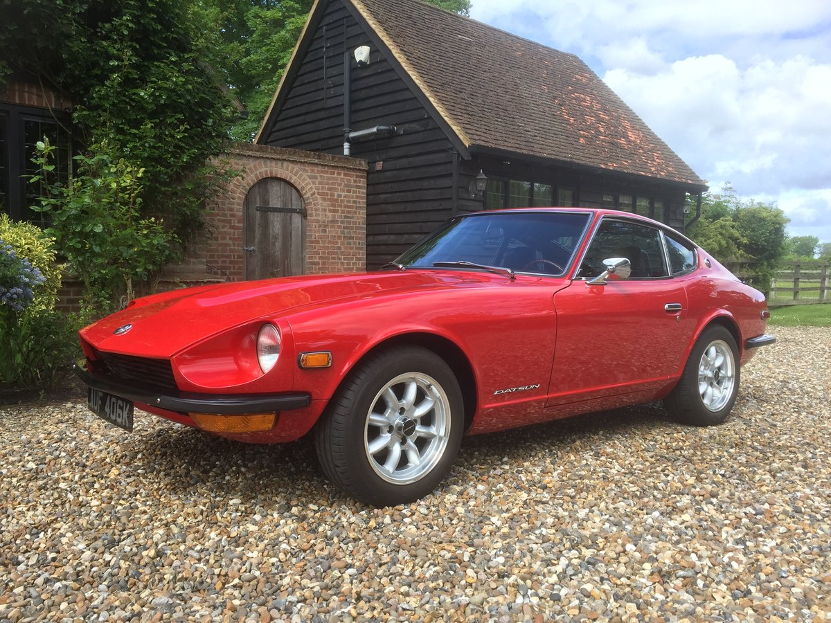 1972 240Z Unmolested Example For Sale (picture 1 of 6)
