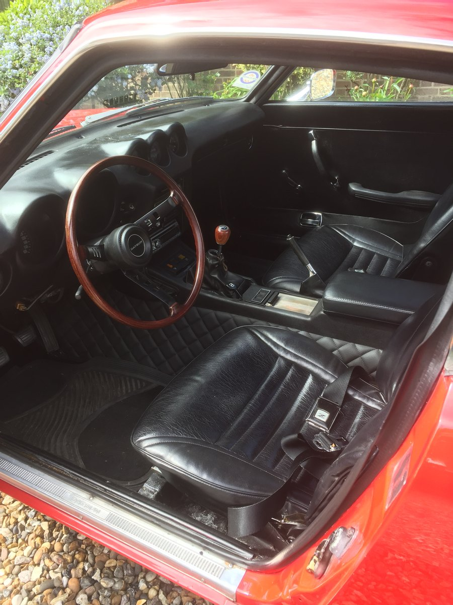 1972 240Z Unmolested Example For Sale (picture 4 of 6)