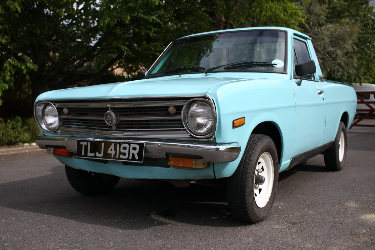 Datsun 120Y UTE Pickup Truck 1976 For Sale (picture 1 of 6)