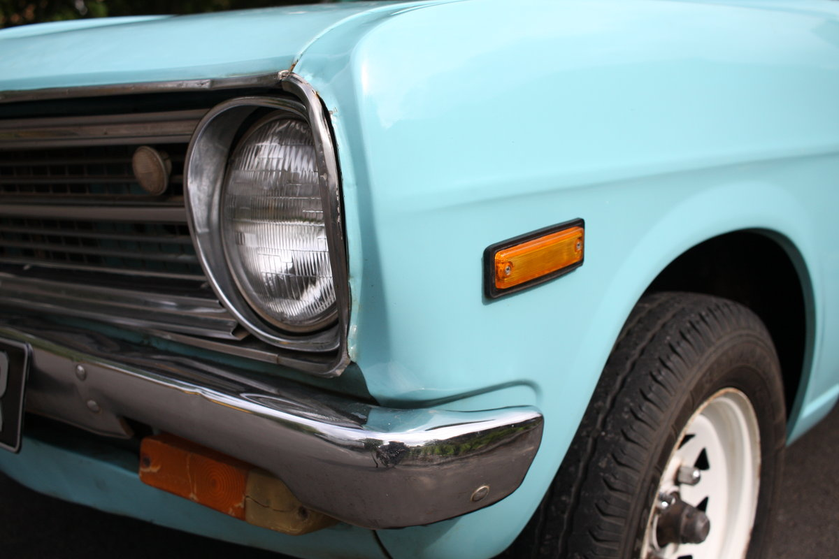 Datsun 120Y UTE Pickup Truck 1976 For Sale (picture 3 of 6)