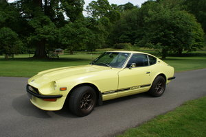 1971 Datsun 240Z Coupe Manual For Sale