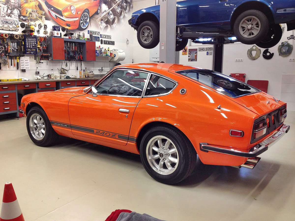 1972 Concours d'elegance  240Z For Sale (picture 1 of 6)