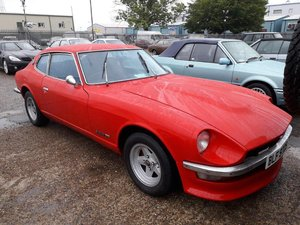 1978 Datsun 260Z at ACA 15th June  For Sale