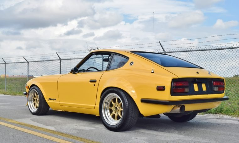 1973 Datsun 240Z Coupe = Manual Yellow Many Mods $29.5k For Sale (picture 2 of 6)