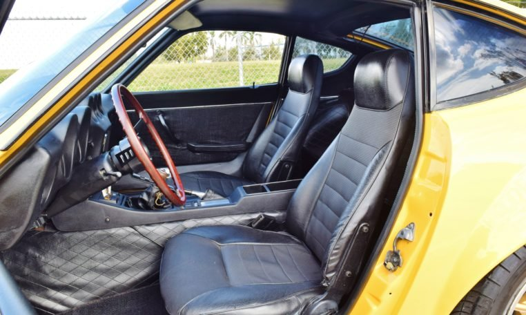 1973 Datsun 240Z Coupe = Manual Yellow Many Mods $29.5k For Sale (picture 3 of 6)