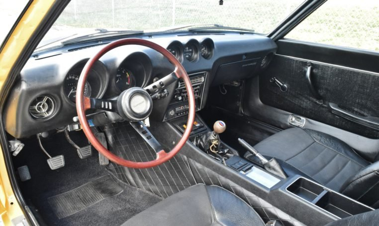 1973 Datsun 240Z Coupe = Manual Yellow Many Mods $29.5k For Sale (picture 4 of 6)
