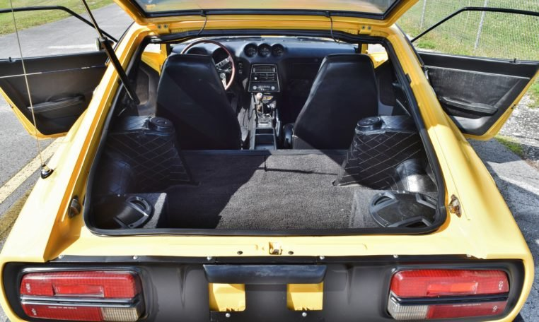 1973 Datsun 240Z Coupe = Manual Yellow Many Mods $29.5k For Sale (picture 5 of 6)