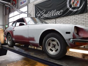 1972 Datsun 240Z '72 (Chs no.:  HLS30-73953) For Sale