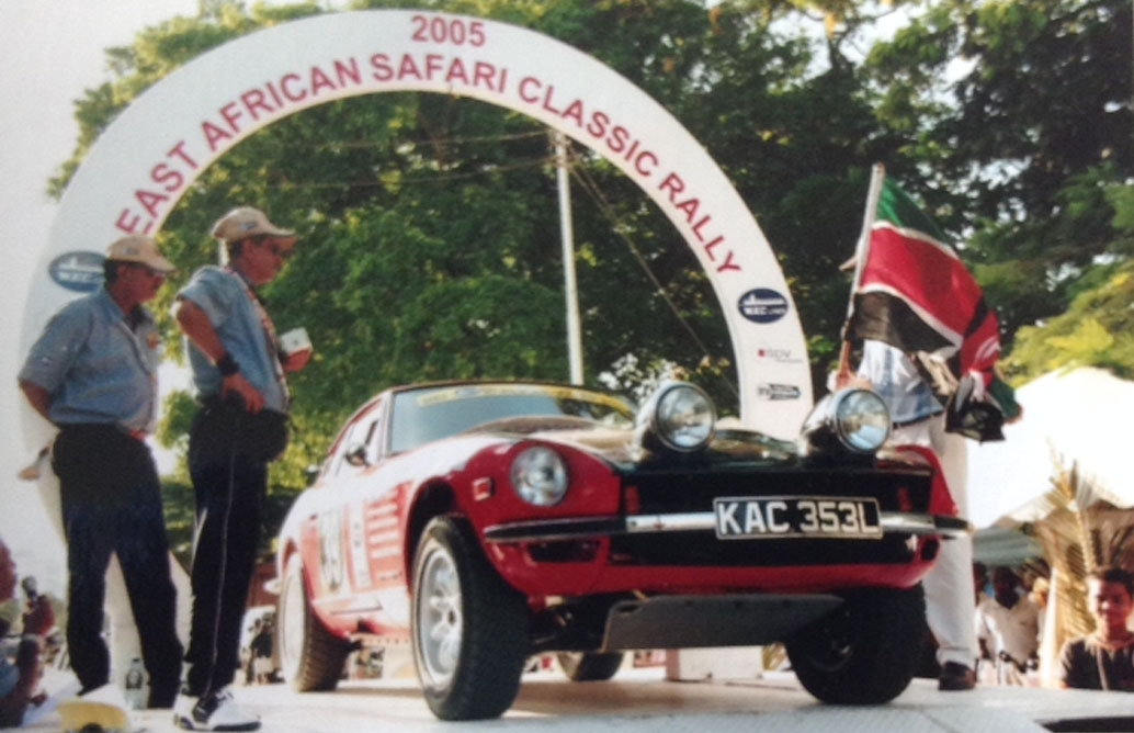 Datsun 240Z East African rally car For Sale by Auction (picture 5 of 6)