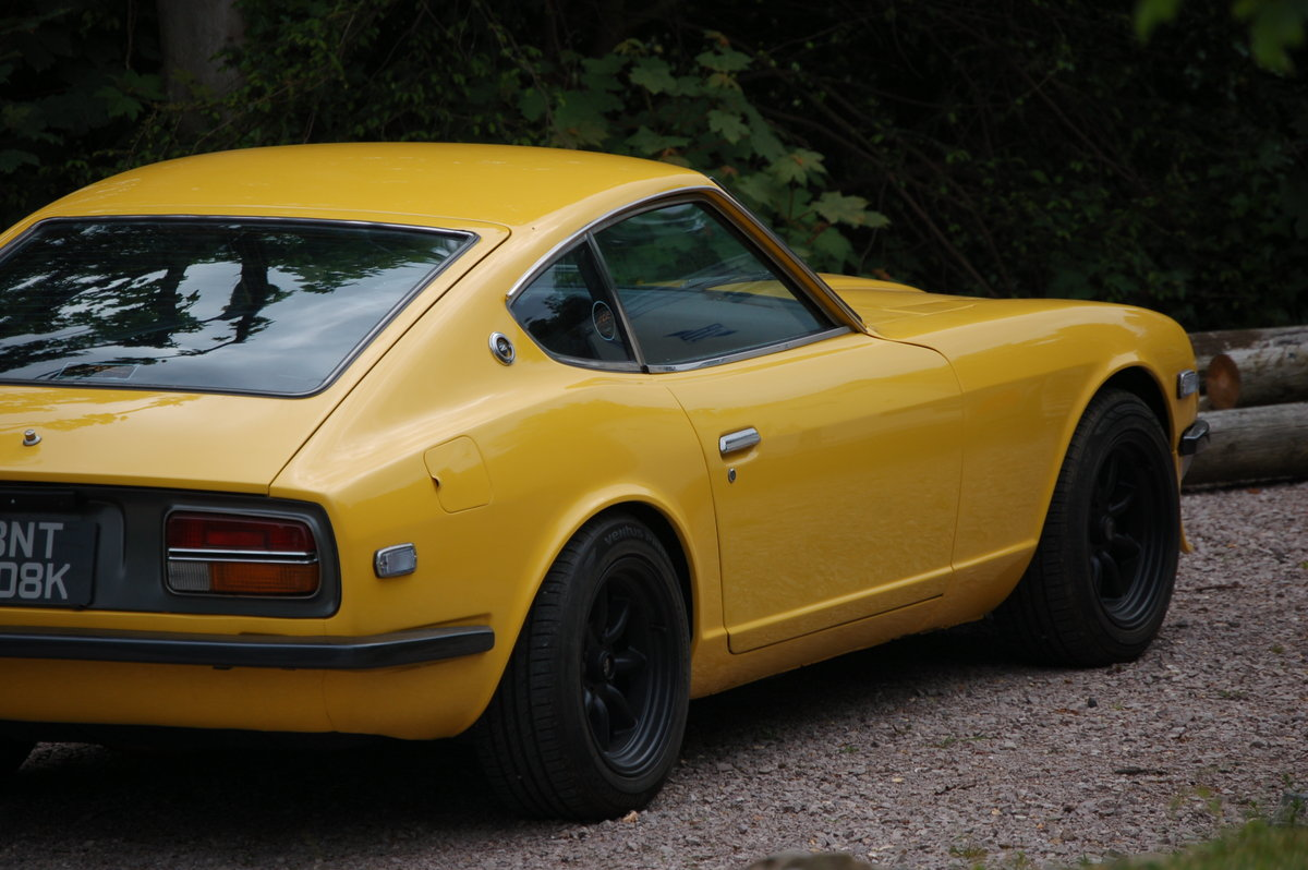 Datsun 240z, 1972, gorgeous immaculate car. For Sale (picture 1 of 6)
