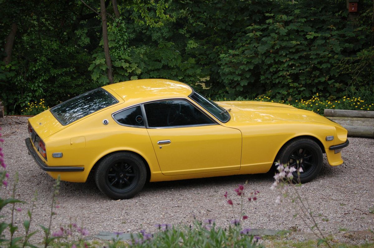 Datsun 240z, 1972, gorgeous immaculate car. For Sale (picture 2 of 6)