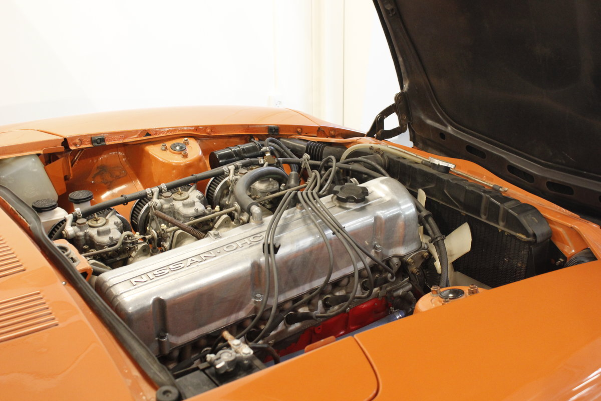 1973 Datsun 240 Z For Sale (picture 4 of 6)