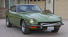 1973 Datsun 240 = Go Jade Green(~)Ginger Auto driver $19.9k For Sale (picture 2 of 6)