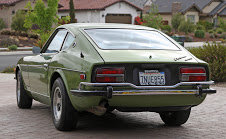 1973 Datsun 240 = Go Jade Green(~)Ginger Auto driver $19.9k For Sale (picture 3 of 6)