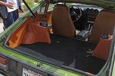 1973 Datsun 240 = Go Jade Green(~)Ginger Auto driver $19.9k For Sale (picture 5 of 6)