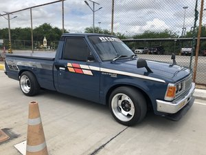 1982 Datsun 720 LWB Diesel For Sale