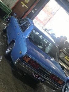 Datsun Cedric 240c