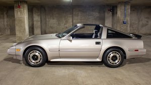 1986 Nissan 300ZX Coupe T-Tops = Auto 47k miles 1 owner $16.9k
