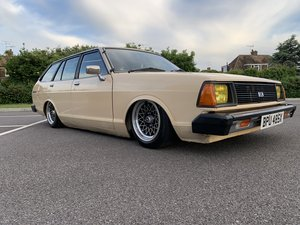 1982 Datsun sunny estate fastback on Hydraulics For Sale
