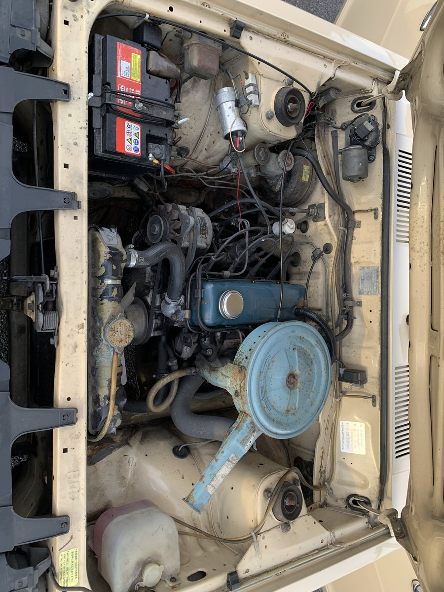 1982 Datsun sunny estate fastback on Hydraulics For Sale (picture 6 of 6)