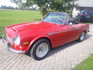 1970 Datsun 2000 roadster from California  For Sale