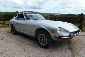 1972 Datsun 240Z in excellent condition
