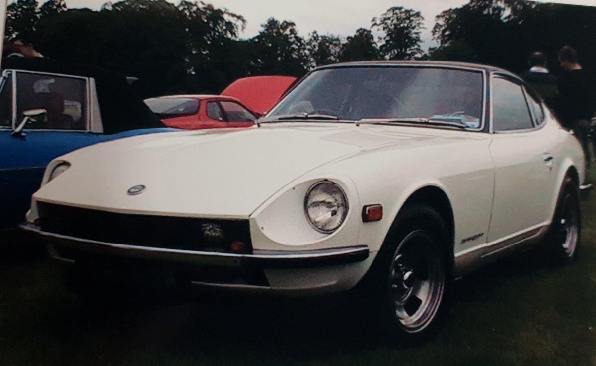 Datsun 240z 1974 rhd manual 5 speed SOLD (picture 1 of 3)