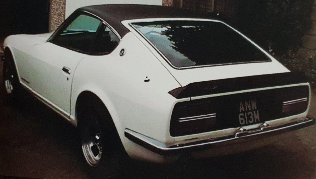 Datsun 240z 1974 rhd manual 5 speed SOLD (picture 2 of 3)