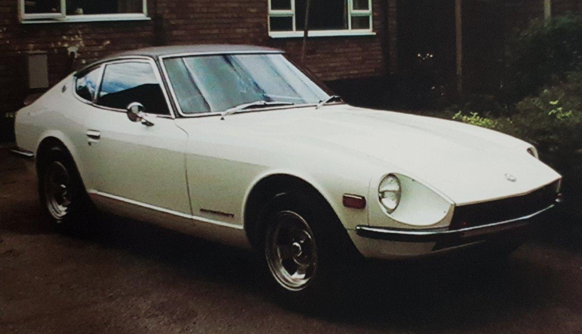 Datsun 240z 1974 rhd manual 5 speed SOLD (picture 3 of 3)