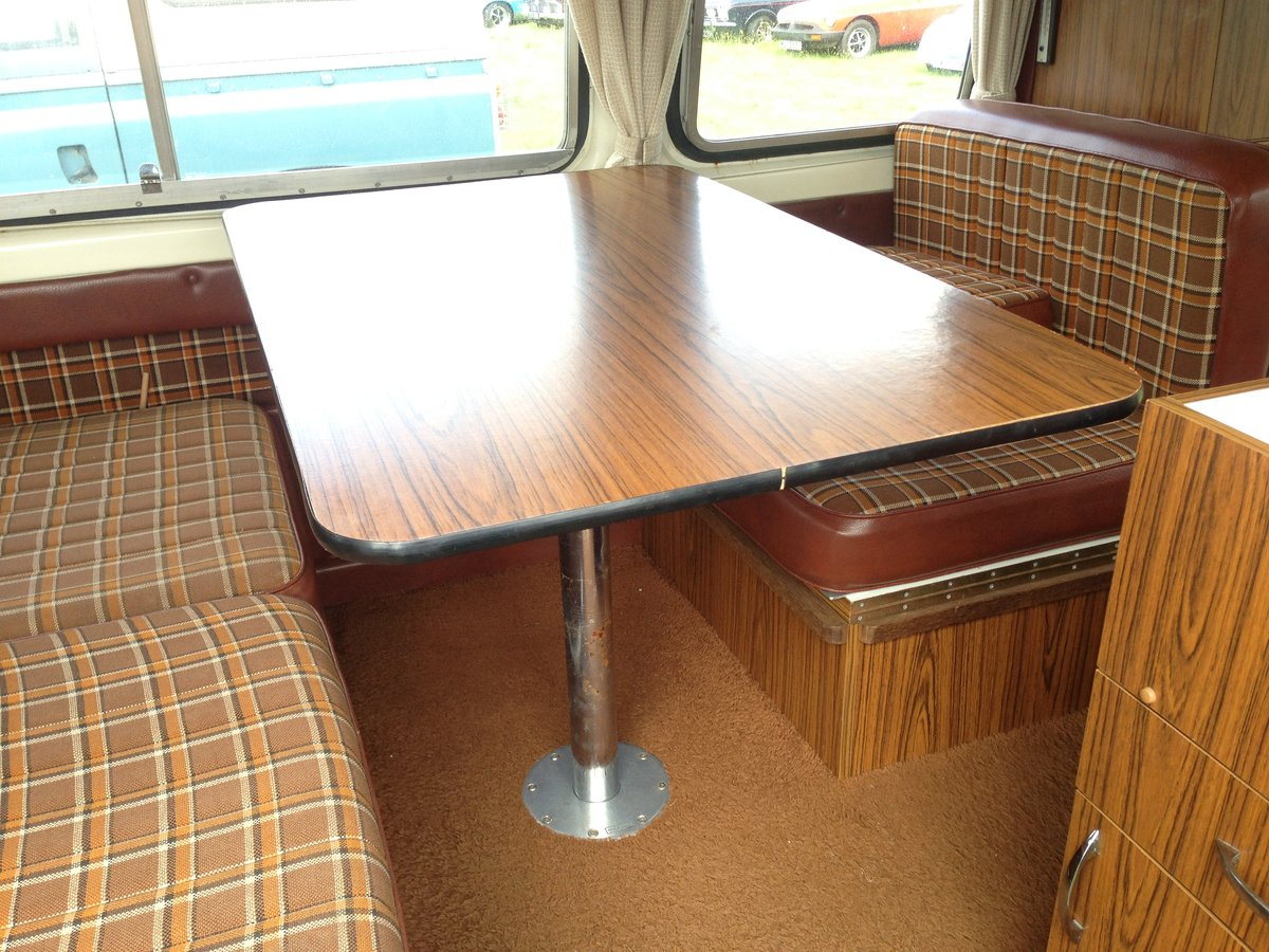 Spacious 1981 Datsun (Nissan) Urvan. Sleeps 6. For Sale (picture 6 of 6)