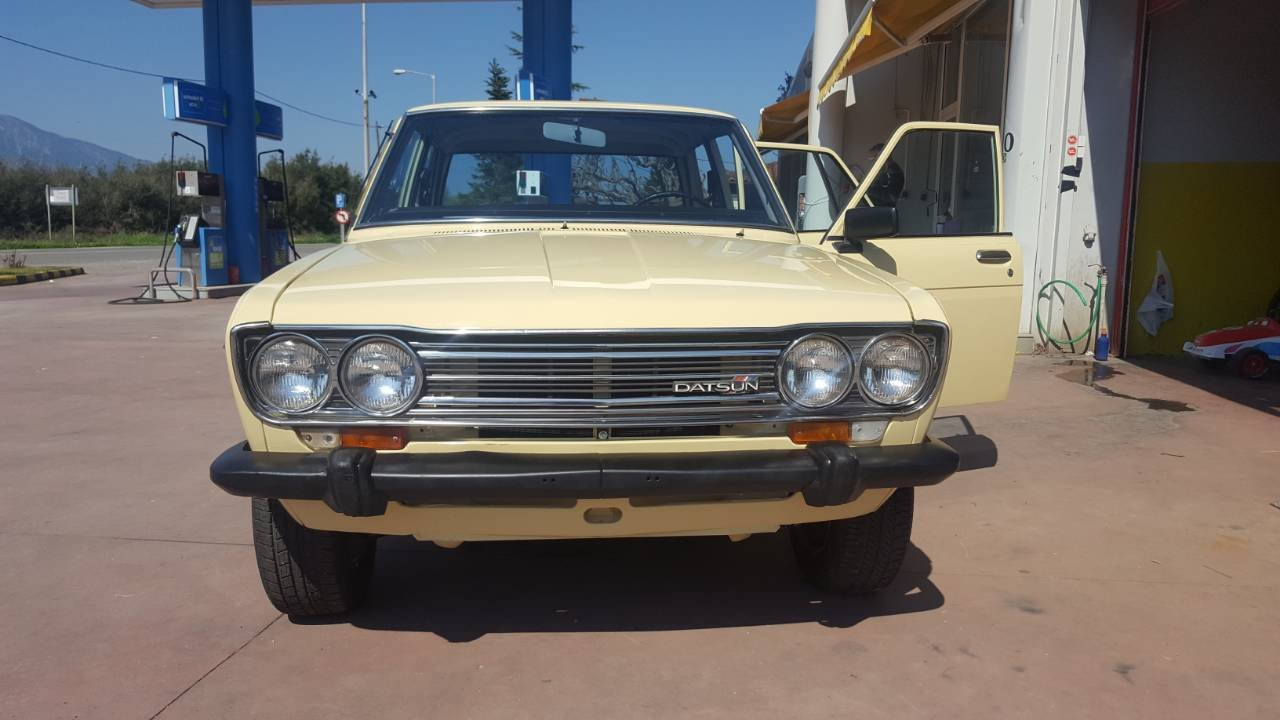1972 Datsun 510 Deluxe 1400cc For Sale | Car And Classic