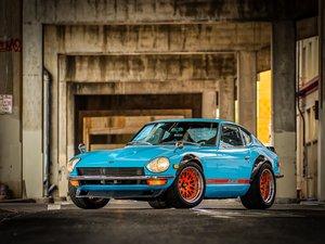 1972 72 Datsun 240Z Coupe Many Mods Won Several Awards $47.9k