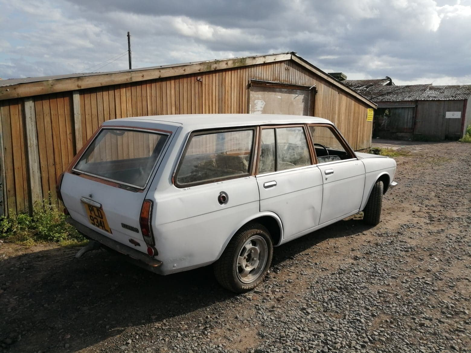 1972 Datsun 510 Bluebird Wagon For Sale | Car And Classic