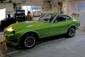 1972 Datsun 240z 5 Speed Brand New