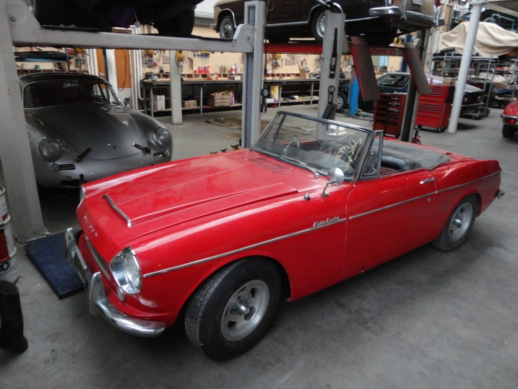 1965 Datsun 1500 Fairlady '65 For Sale (picture 1 of 6)