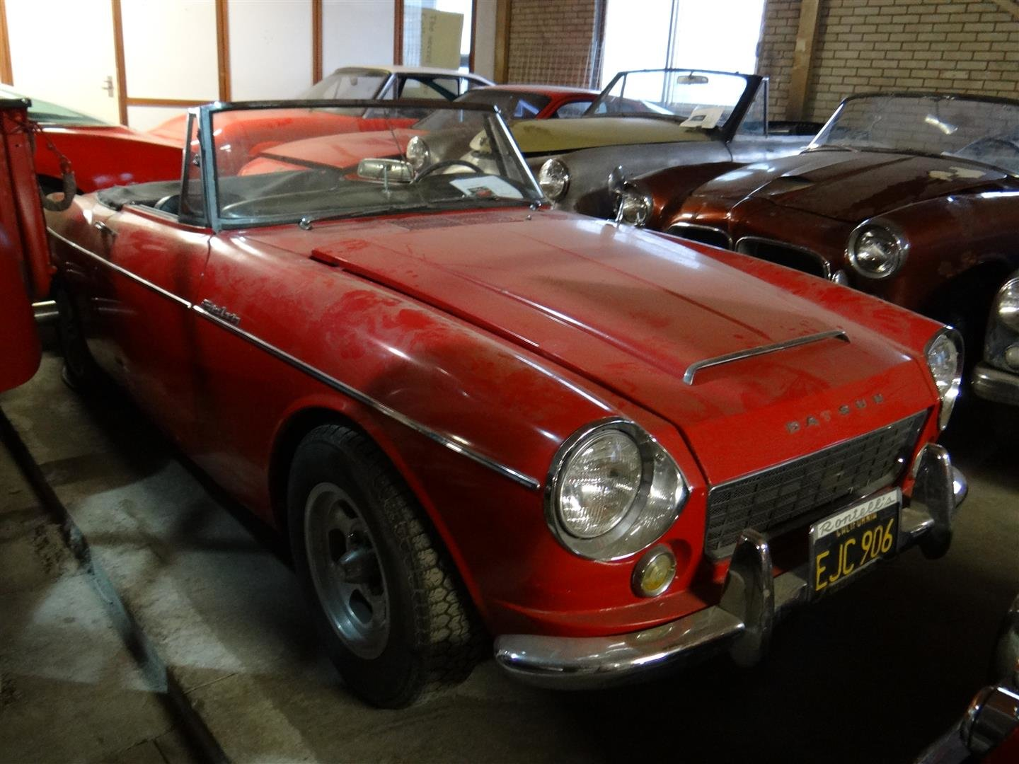 1965 Datsun 1500 Fairlady '65 For Sale (picture 6 of 6)