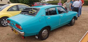 1976 Datsun 120y superb example