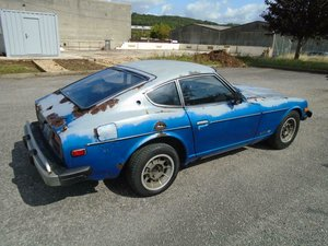 DATSUN 280Z LHD 5 SPEED SWB COUPE(1976)MET BLUE! 1 OWNER 47K