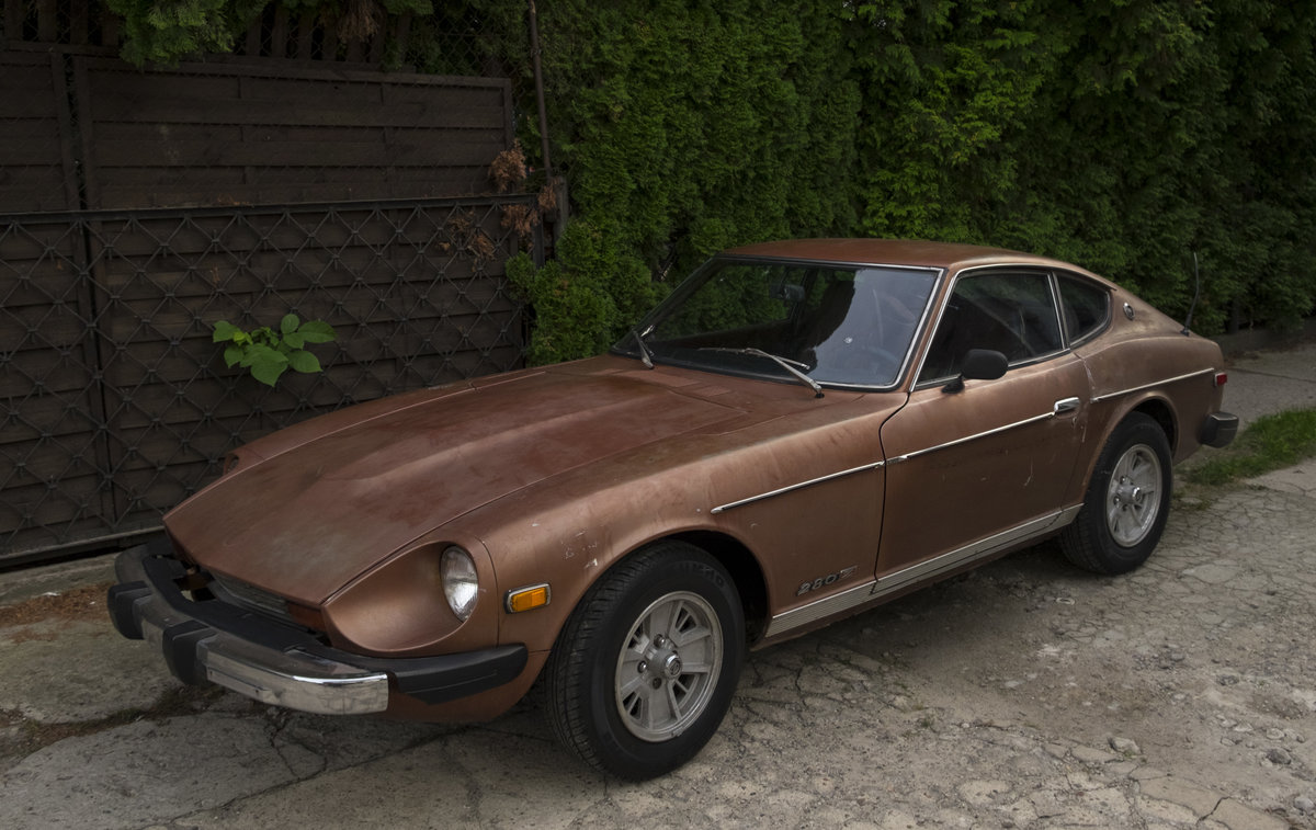 1976 Datsun 280Z For Sale (picture 1 of 6)