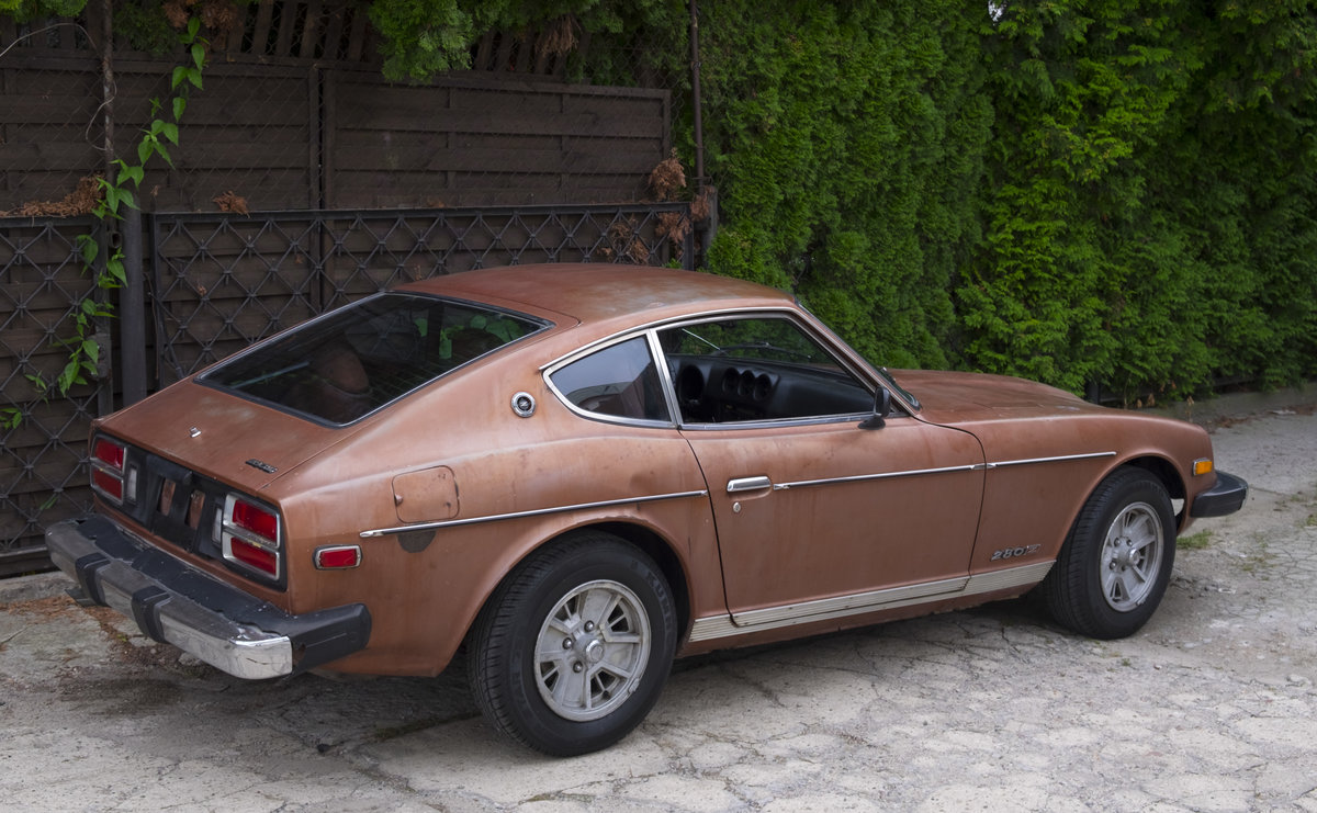 1976 Datsun 280Z For Sale (picture 2 of 6)