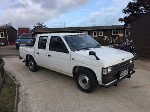 1994 Nissan Datsun D21 Pick Up