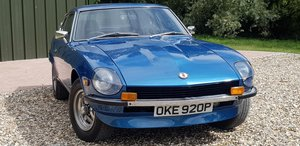 1976 BEAUTIFUL FULLY  REFURBISHED  GENUINE  LOW  MILES RHD